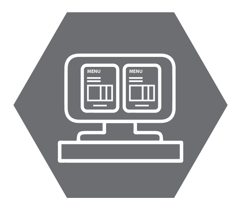 Kitchen Display System icon